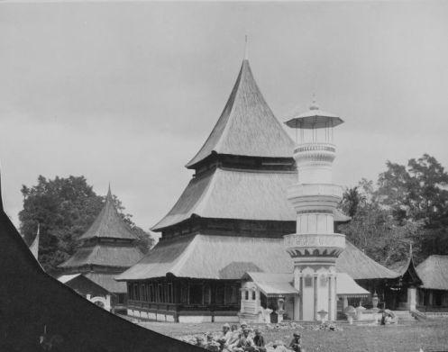 Masjid Kotabaru, 1880