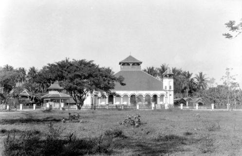 Moskee Bima, Masjid Bima, 1900-1940